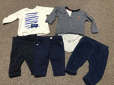 Boys Clothes Bundle, 3-6 Months, Marks And Spencer, Excellent Condition