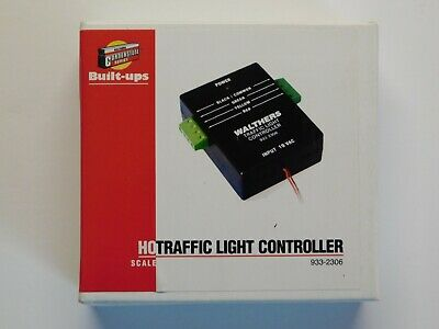 HO Scale Walthers Traffic Light Controller NIB #933-2306