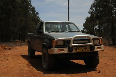 1995 ford courier 4wd ute