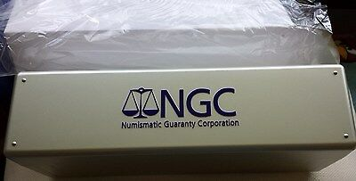 3 NGC Storage Boxes Holds 20 Slabbed Coins each.  Brand New In Boxes