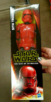 NEW! Star Wars Rise Skywalker Sith Trooper Action Figure Disney Hasbro Xmas Gift