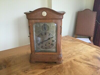 Gustav Becker mantle clock - can sell individually or as a pair