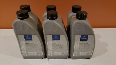 Mercedes ATF 134 236.20 Automatic Transmission Fluid 6-Liter Genuine NEW