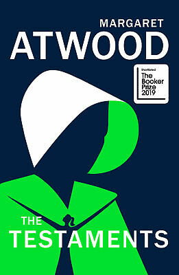 THE TESTAMENTS By Margaret Atwood BRAND NEW on hand IN AUS! 2019 BOOKER PRIZE!