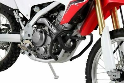 Honda CRF250L (From 2012) & crf250l Rally (from 2017) Engine Guard - Black H&B