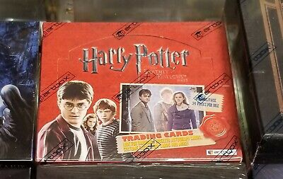 Harry Potter and the Deathly Hollows Part 1 - Sealed Trading Card Box - Hobby