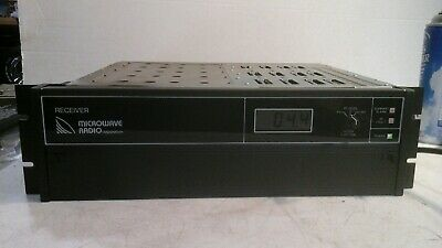 Microwave Radio Corporation Receiver