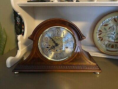 Howard Miller Presidential Collection Triple-Chime Mantel Clock 613-559