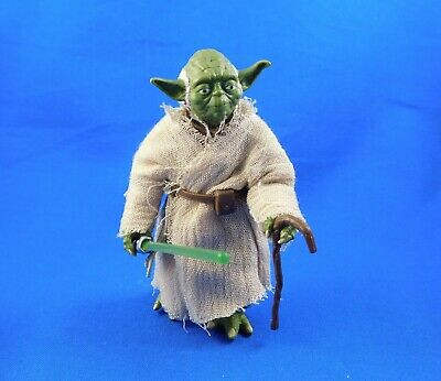 Star Wars Yoda action figure THE BLACK SERIES BLUE 6-inch #06 2014