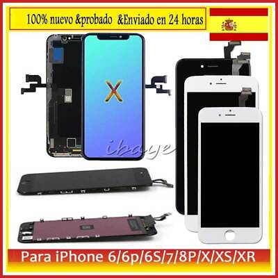Pantalla LCD Para iPhone 6S 6 PLUS 7PLUS /X /XS/XR Display Tactil Digitalizador