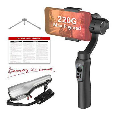 Zhiyun Smooth Q 3-Axis Handheld Gimbal Stabilizer For Smartphone up to 220g