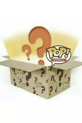 Funko Pop Holiday Mystery Boxes! Chase, Exclusives & Commons! 3 Pops Per Box