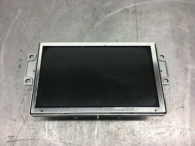 Citreon c5 radio and satnav Screen 9664993180 966619842D