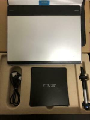 Wacom Intuos Pen & Touch Tablet CTH-680 S2 Pro MEDIUM BLACK Digital Graphics JP