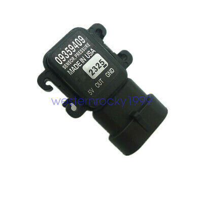 09359409 MAP Manifold Absolute Pressure Sensor For Buick Cadillac Chevrolet WF