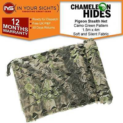 Pigeon Camouflage Camouflé Filet / Chasse / 1.5x4m 2 Couche Infiltration