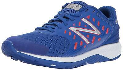 Kids New Balance Girls KJURGBRY Low Top Lace Up, Blue/Red,  Size Little Kid 12.5