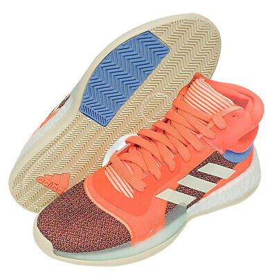 adidas Marquee Boost Lakers Basketball Shoes 10.5 NWT