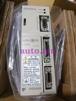 one New In Box Yaskawa SGDA-02AS servo drive Free expedited shipping