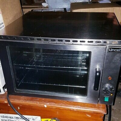 Lincat LCO A001 counter top commercial stainless steel convection oven