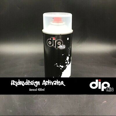 Aerosol Hydrographics Activator Hydro Dipping 400ml - Hydrodesign