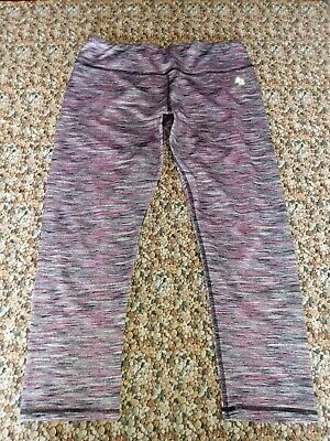 Rbx Multi-Color Exercise Pants.... Women's Size: ( L ) Very Nice Looking