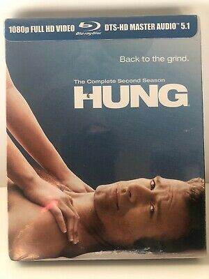 Hung: The Complete 2nd Season (Blu-ray 2-Disc Set) NEW!!! FREE SHIPPING!!!