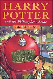 Harry Potter 1 and the Philosopher's Stone by R... | Book | condition acceptable