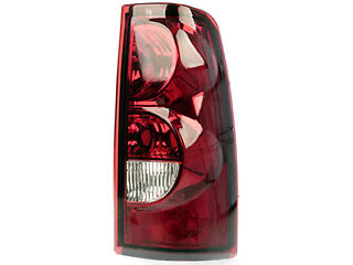 Fits 2003 Chevrolet Silverado Taillight Passenger New Taillamp Rear Truck Chevy