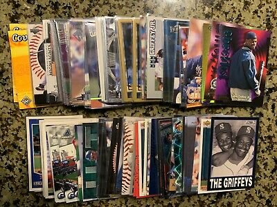 KEN GRIFFEY, JR. SINGLES Mariners Reds HOF - YOU PICK ANY CARD(S) - FREE SHIP