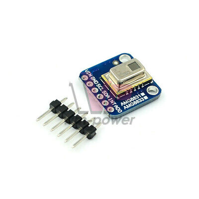 3-5v AMG8833 IR Thermal Imager Imager 8x8 Infrared thermograph for arduino R3