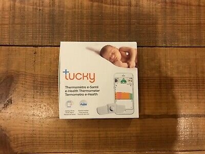 Thermomètre Patch Connecté Tucky
