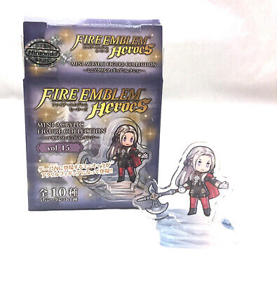 Dimitri Fire Emblem Heroes Mini Acrylic Stand figure Collection Vol.15 FE