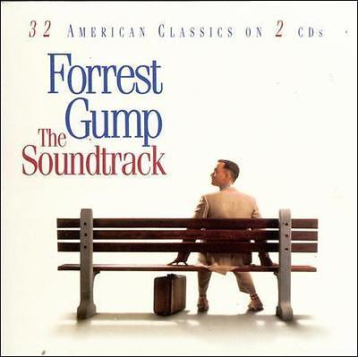 Forrest Gump 1994 The Motion Picture Soundtrack 2 CD [Sony]