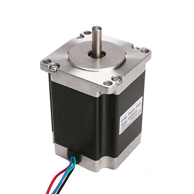 EU Free Ship LONGS 1PC Nema23 Stepper Motor 23HS8430  270oz-in 3A 76mm CNC
