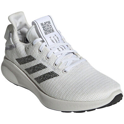 adidas SenseBOUNCE + STREET Women's Running Shoes White Outdoor Walking G27270