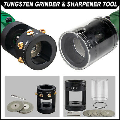 Tungsten Electrode Sharpener Grinder Any Angle & Any Tungsten Tool TIG Welding