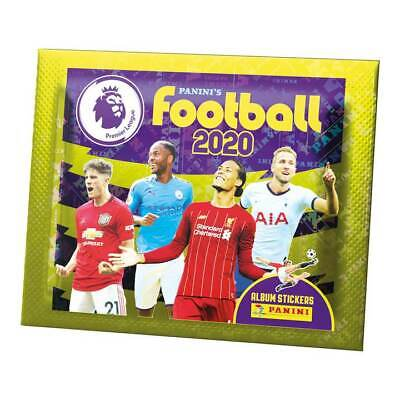 Panini's Football 2020 - Premier League Sticker Packet (5 Stickers)