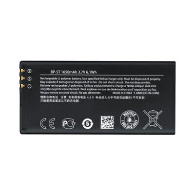 Replacement Battery BP Fits For Nokia Lumia 820 -5T