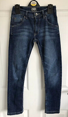 Kids Blue Denim IDO Designer Jeans - Age 8yrs EXCELLENT COND