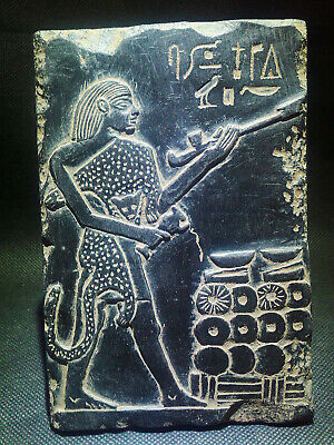EGYPTIAN ANTIQUES ANTIQUITIES Stela Stele Stelae 1549-1308 BC