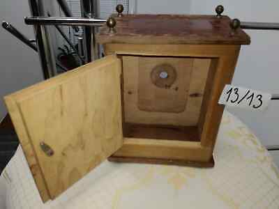 Desk Clock Case for restoration Antiques