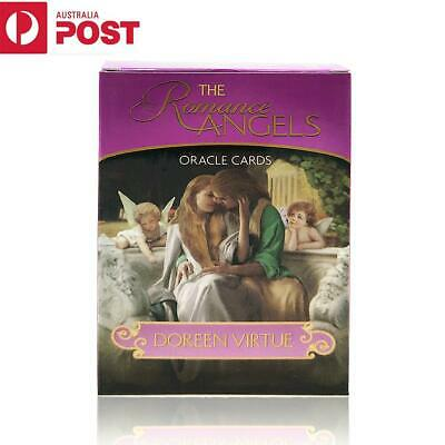 44X The Romance Angel Oracle Cards By Doreen Virtue Tarot Deck Angel of Love