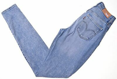 LEVI'S Boys Jeans 13-14 Years W24 L32 Blue Cotton Skinny  HT06