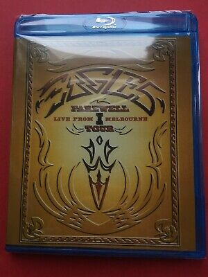 Eagles Farewell Tour 1 Live in Melbourne  (NEW Blu-ray disc)