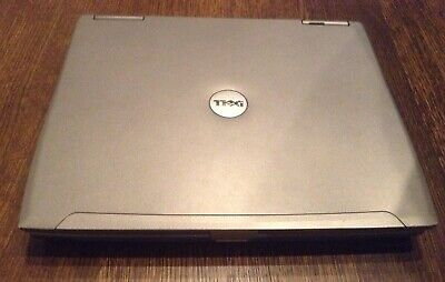 Dell Latitude D610 Laptop Windows XP, 40GB HD, 2GB RAM, Very Good Condition