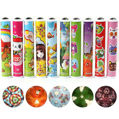 1Pc Kaleidoscope kids toys children educational science classic toys 17NS