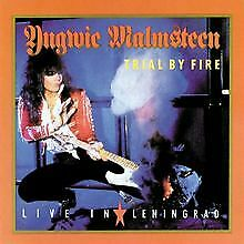 Trial by Fire - Live in Leningrad by Malmsteen,Yngwie | CD | condition very good