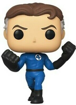 Fantastic Four - Mister Fantastic - Funko Pop! Marvel: (2019, Toy NUEVO)