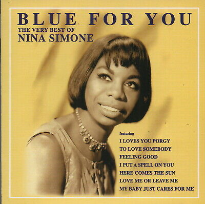 NINA SIMONE - Blue for you - The very best of - CD album